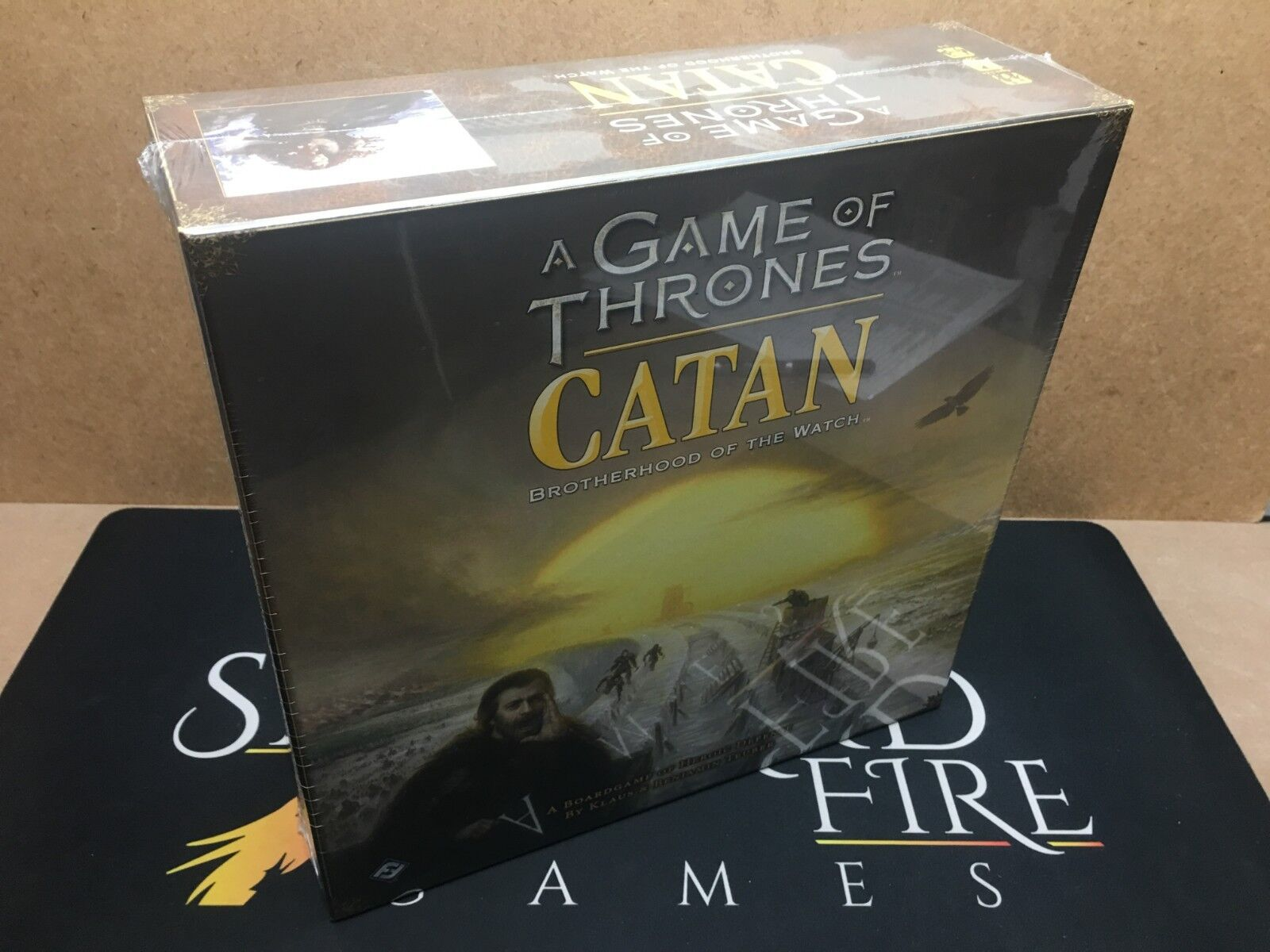 Game of Thrones Catan - Fantasy Flight Games (Genuine Sealed)