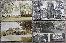 AMERICAN ARCHITECTURE SET OF 7 PHOTOS, CENTENARY-CHENANGO ST UMC BINGHAMTON, NY