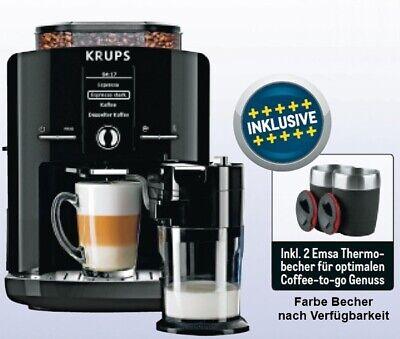 KRUPS EA8298 Kaffeevollautomat Latt'Espresso One Touch Funktion LC Display *NEU* | eBay