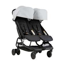 NEU Mountain Buggy Duet Adapter Clip 28 für Autositze Babyschale SOFORT !!!