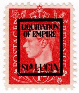 I-B-St-Lucia-Cinderella-034-Liquidation-of-Empire-034-Overprint