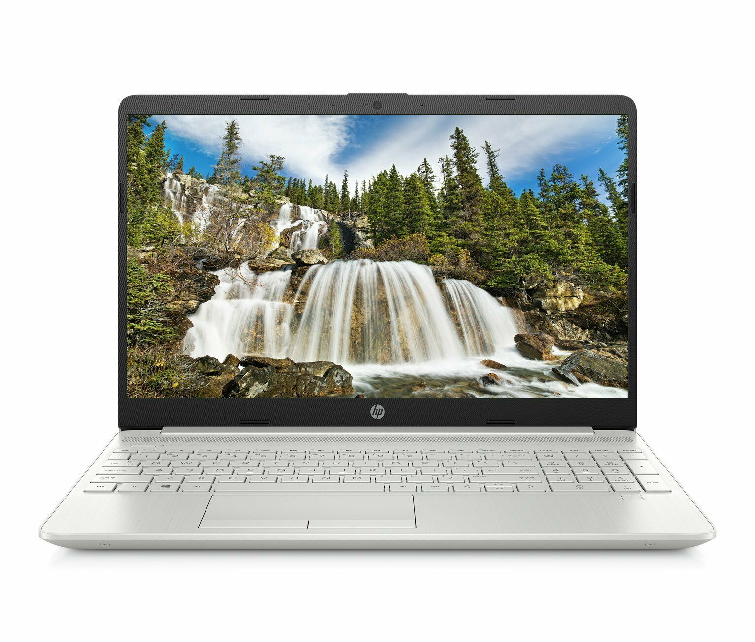 Hp 15s Fq0019na 15 6 Intel Core I3 8130u 4gb Ram 128gb Ssd Laptop Silver For Sale Online Ebay