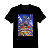 Godzilla Vs Megaguirus 1 - Custom Adult T-shirt (141)