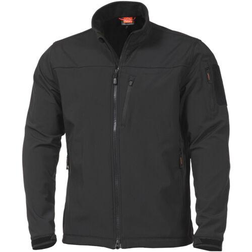 Security Tactical Nero Jacket Pentagon da Giacca Soft uomo Shell 0 Urban 2 Uomo Reiner ZPwnqv1xn4