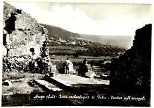 Cartolina Asea (SA) - Zona Archeologica Di Velia - Portico Sull'Acropoli Non