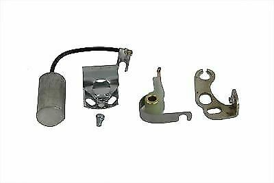 Ignition Points and Condenser Kit for Harley Davidson by V-Twin