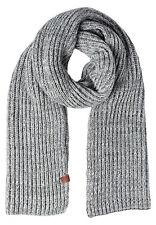 5f98d3f8df1 Bickley + Mitchell Grey Twist Knit Scarf  61003-02