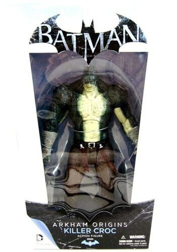 DC Collectibles Batman Arkham Origins Series 2 Killer Croc Deluxe Action Figure