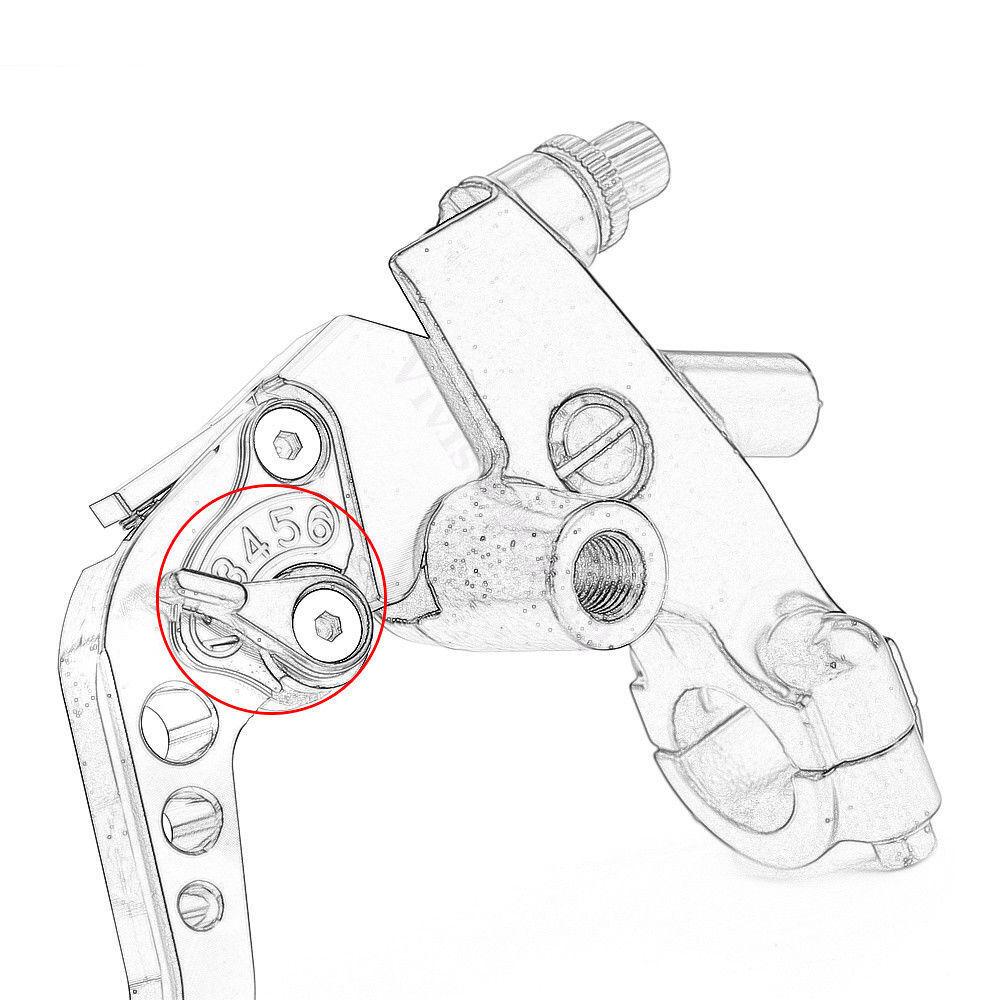 universal 7  8 u0026 39  u0026 39  22mm motorcycle front brake clutch cnc