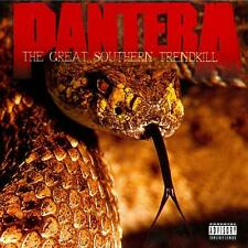 PANTERA - THE GREAT SOUTHERN TRENDKILL - CD SIGILLATO