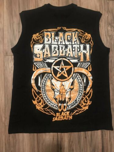 Black Sabbath Muscle Tshirt