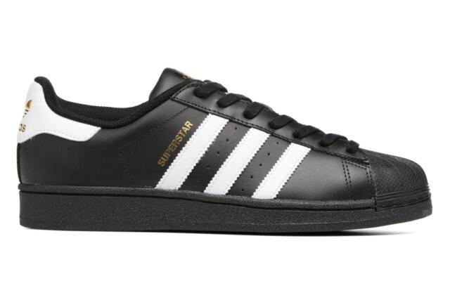 separation shoes 54be9 02c69 Hombre Adidas Originals Adidas Superstar Foundation Deportivas Negro
