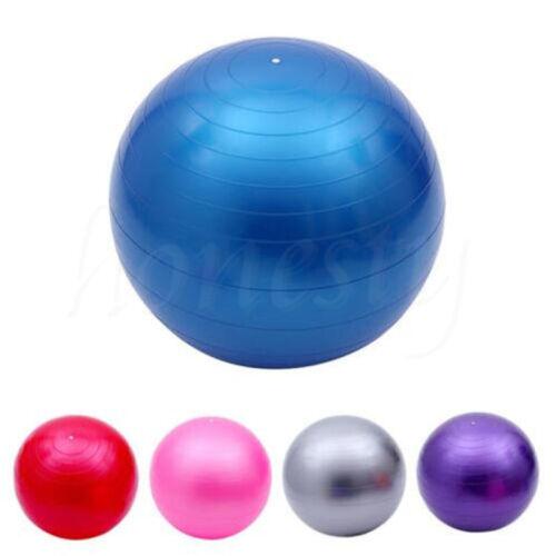 1pc 45cm Exercise Fitness Aerobic Yoga Ball for GYM Yoga Pilates Birthing