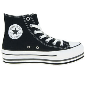 Scarpe Converse Chucks Taylor All Star Platform Layer Hi Donna - VARI COLORI -