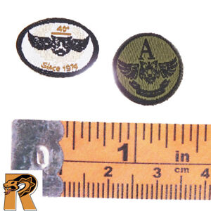 SOLDIER STORY Hood /& Patches SDU ASSAULT LEADER 1//6 ACTION FIGURE TOYS did dam