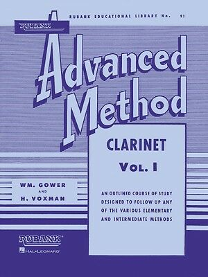 Musical Instruments & Gear 1 Advanced Band Method New 004470310 And Digestion Helping Wind & Woodwinds Supply Rubank Advanced Method Clarinet Vol