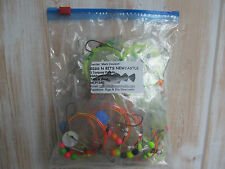 Sea fishing Rigs x 30: Pulleys, Pulley Pennels, Ledger Flounder, Pulleys - Cod