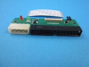 1-8-034-point-ce-sur-3-5-034-IDE-HDD-Adaptateur-Cable-Flex-40-pin-type-A