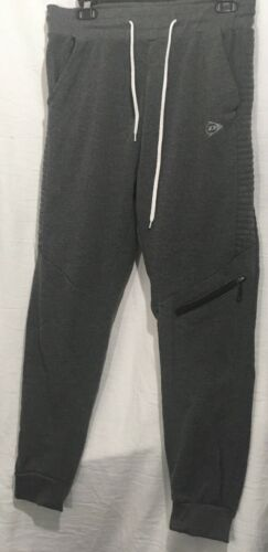 Dunlop Essentials Outerwear Warm Up Pants grey grey Size:L