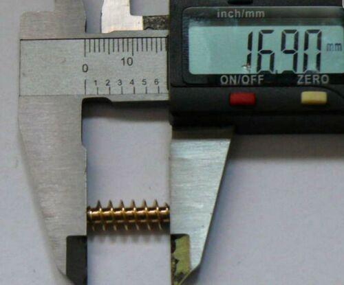 Schnecke für Welle von IMS:GEAR Modelbau Elektromotor Getriebe 5x Schneckenrad