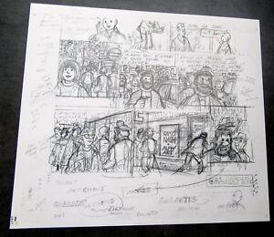 TINTIN-HERGE-ALPH-ART-COPIE-D-039-UN-CRAYONNE-DE-HERGE-TTBE