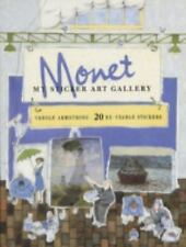 Excellent, Monet (My Sticker Art Gallery), Carole Armstrong, Book