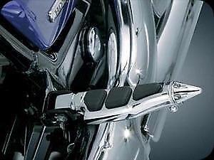 Kuryakyn Stiletto Front Foot Pegs Kawasaki Vulcan 900 Custom 2007-2016 pair