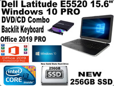 PC Parts Unlimited 07T425 Dell Latitude E5520 Black Backlit Keyboard