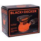 Black & Decker BDERO100 5-Inch Corded Random Orbital Sander w/Dust Bag (Orange