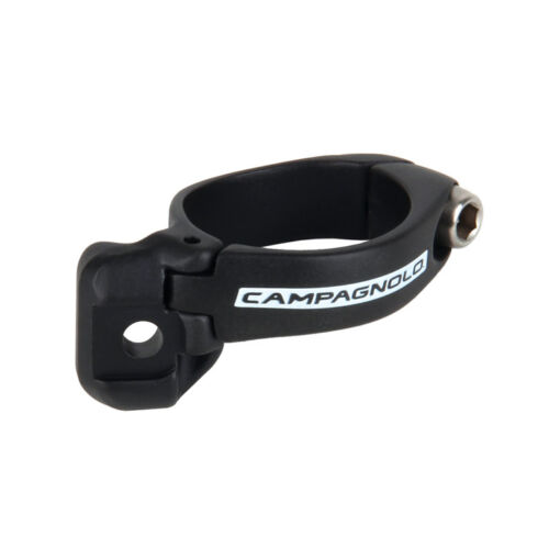 Campagnolo Record Front Derailleur Braze On Clamp Adapter 31.8 32mm Black