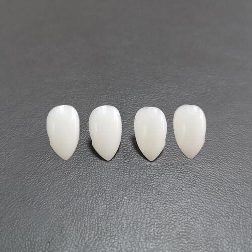 Vampire Werewolves Fangs Fake Dentures Teeth Costume Halloween Fad qiTOCA