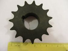 """15 Teeth 1//2/"""" Pitch 40BS15H X 3//4  TTN Sprocket 3//4/"""" Finished Bore"""