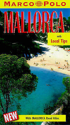 """AS NEW"" Marco Polo, Mallorca (Marco Polo Travel Guides) Book"
