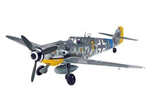 Tamiya 61117 Messerschmitt Bf 109 G-6 1/48 Scala Kit