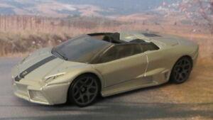 Lamborghini Reventon Roadster 1 64 Grey Hot Wheels Mip