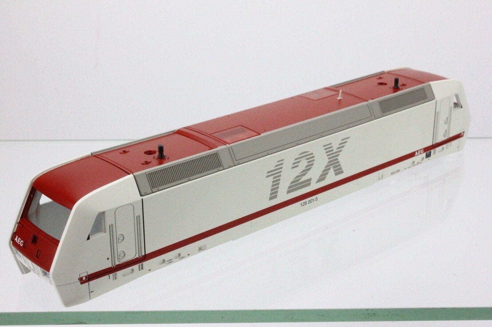 Märklin 558910 Chassis Assembly for 3438 3738 Elektrolok 12X BR 128 001-5