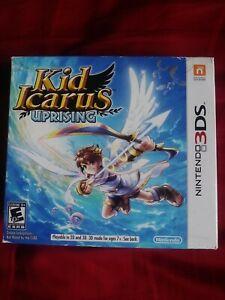 Nintendo 3DS Kid Icarus Uprising BIG BOX ONLY No Game No Manual