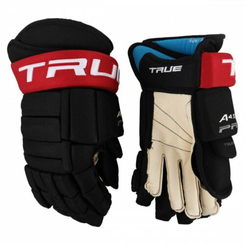 True A4.5 Ice Hockey Gloves Size Senior