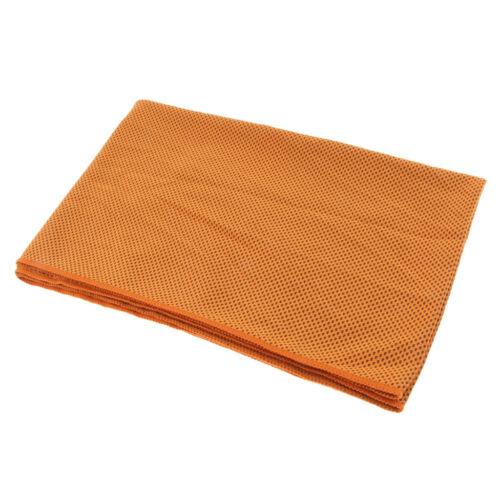 Outdoor Sports Instant Cooling Handtuch Cool Down Wärmeentlastung Handtuch