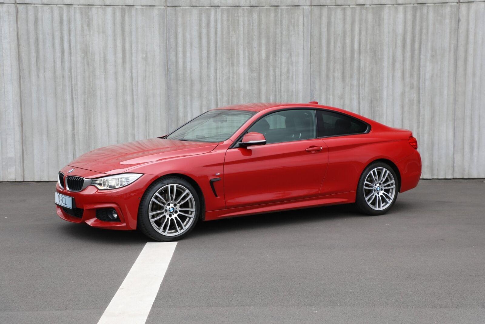 BMW 420d 2,0 Coupé 2d - 2.292 kr.