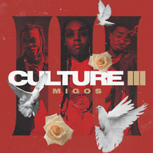 Details about MIGOS CULTURE III 2018 (Mixtape) Official Album CD Rap Trap  HipHop