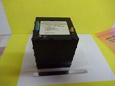 EG&G RUBIDIUM ATOMIC CLOCK FREQUENCY STANDARD 10 MHz AS IS BIN#W8-DC-03