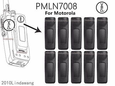 """Motorola PMLN7008A 2.5/""""  Belt Clip XPR7550 XPR3500 XPR3300 XPR7350 XPR3500E"""