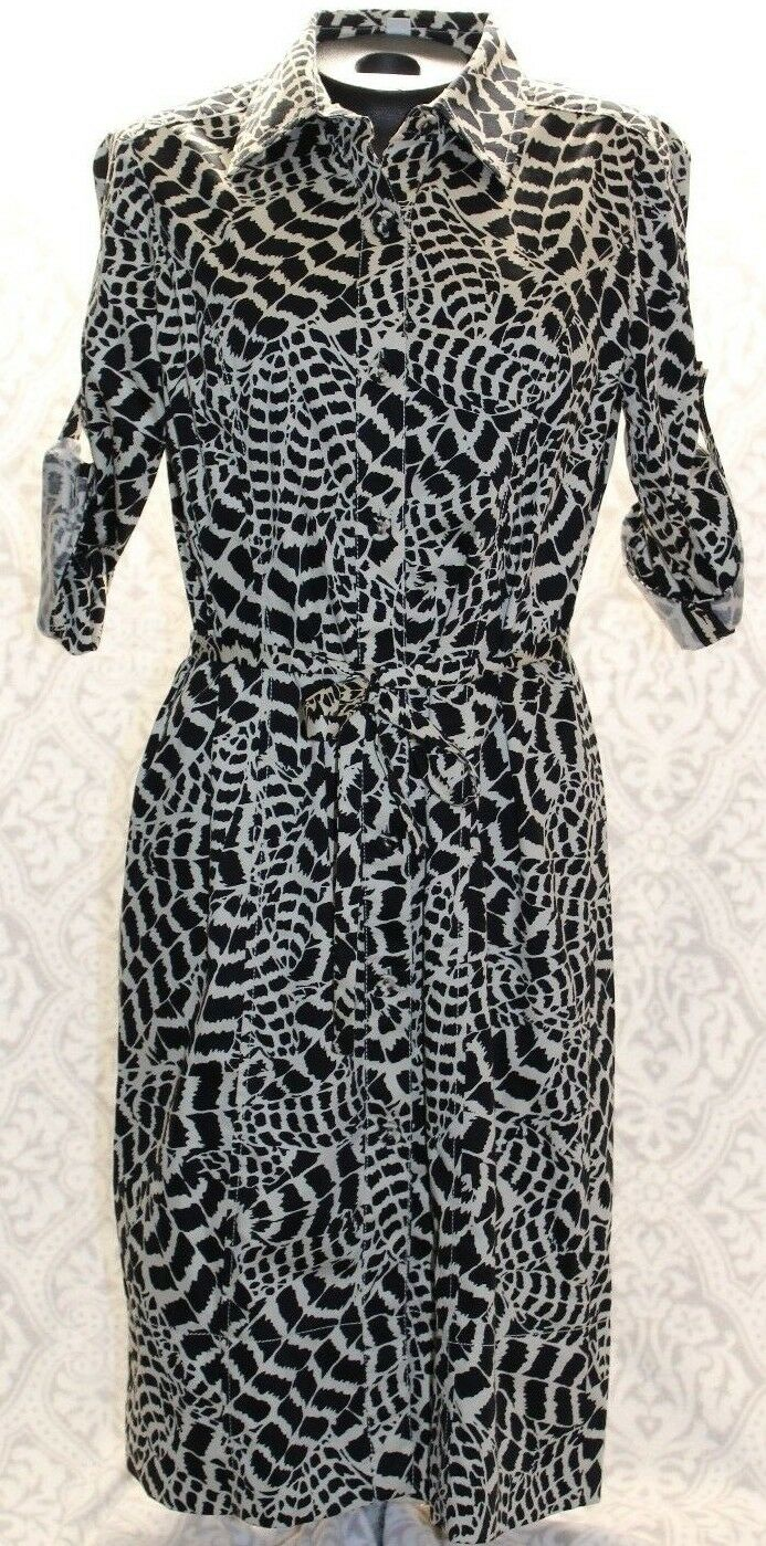 St Johns Sport damen SML Dress  animal print small