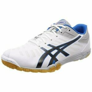 Details about ASICS Table Tennis Shoes EXCOUNTER 2 White Phantom 1073A002 US8(26cm)UK7
