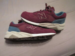 32929f43007b9 New New Balance 580 Mens MRT580MS Red/Wine/Blue Running Shoes Size 9 ...