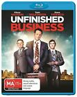 Unfinished Business (Blu-ray, 2015)