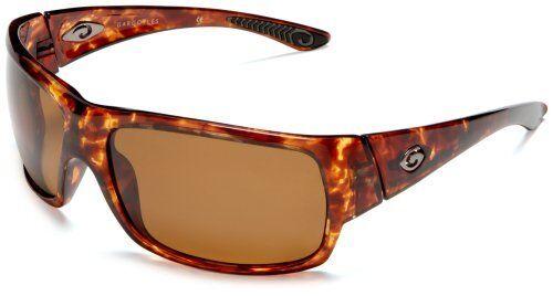 Tortoise Frame with Brown Lens Gargoyles Balance Ballistic Sunglasses