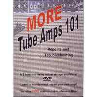 Dvd - More Tube Amps 101