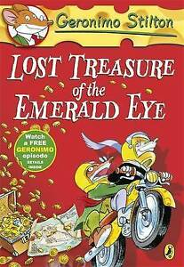 Geronimo-Stilton-Lost-Treasure-of-the-Emerald-Eye-1-Stilton-Geronimo-Very